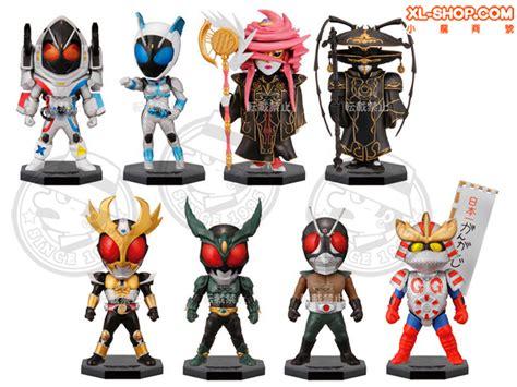 Wcf Kamen Rider Vol 10 Set 8 Pcs banpresto wcf kamen rider vol 10 set of 8