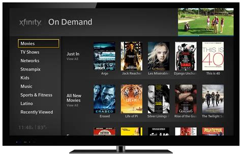 on demand comcast launches x1 platform for xfinity in illinois