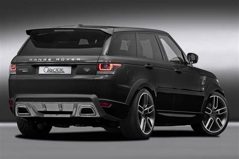 exclusive range rover sport official caractere exclusive range rover gtspirit
