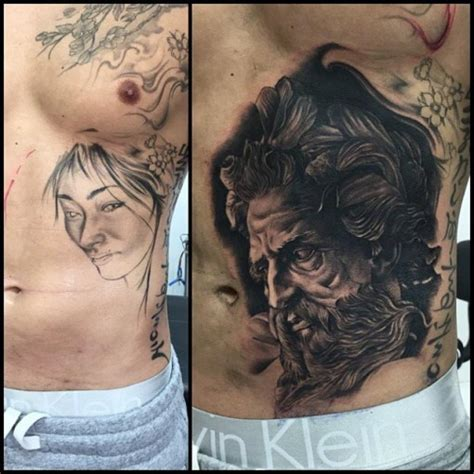 Tattoo Cover Up Stomach | stomach side tattoo cover up best tattoo ideas gallery