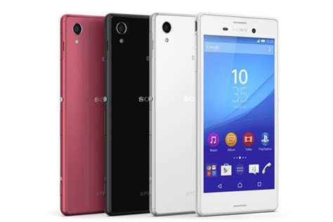Hp Sony Z Aqua sony announces launch of the mid range xperia m4 aqua at mobile world congress 2015