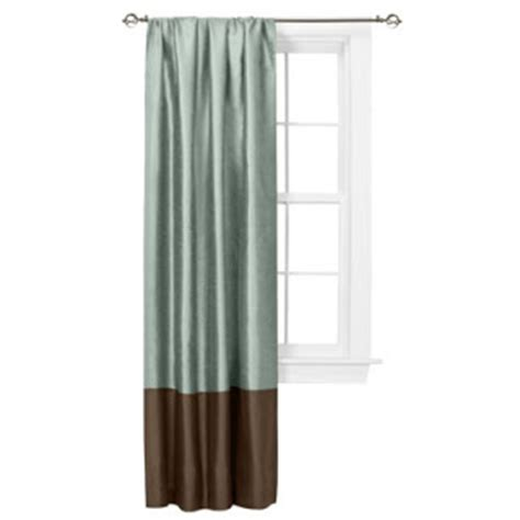 Brown And Blue Curtains Panels Maison Newton Family Room Re Do Curtains