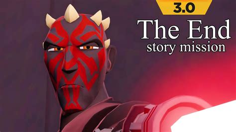 disney infinity missions disney infinity 3 0 twilight of the republic the end