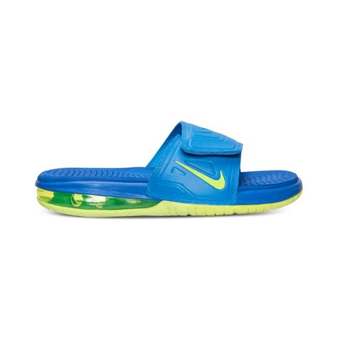 air sandals nike mens air lebron 3 elite slide sandals from finish