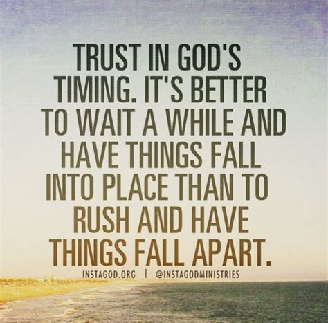 time management the of trusting god s loving plans for you books 25 best gods timing quotes on gods timing