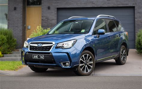 Wallpapers Subaru Forester Xt 2017 Cars