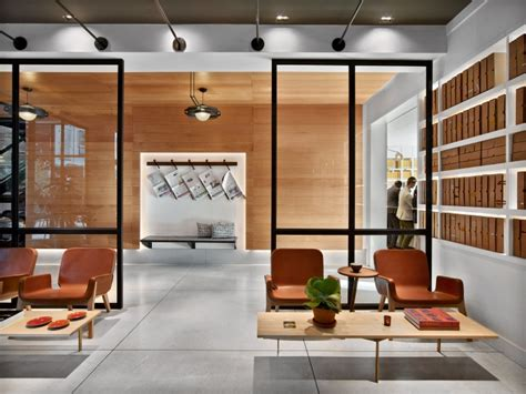 room and board soho nyc arlo hudson square hotel by avroko new york city 187 retail design