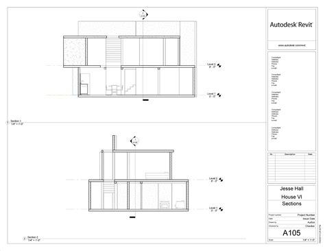 peter eisenman house vi plans revit eisenman house vi portfolio