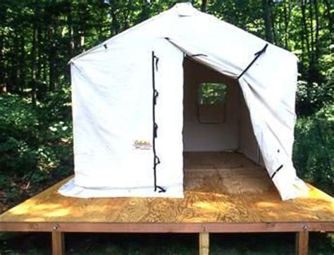 platform tents platform tent backyard ideas pinterest tent