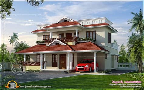 architecture home plans kerala style house in 219 square yards kerala home