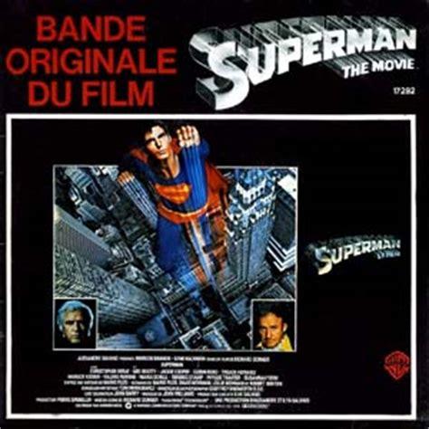 Cd Superman superman soundtrack details soundtrackcollector