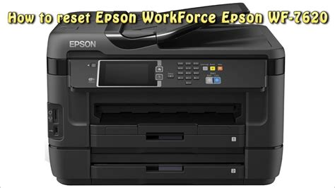 reset wf 7511 resetter waste ink pad counter reset epson wf 7620 waste ink pad counter youtube