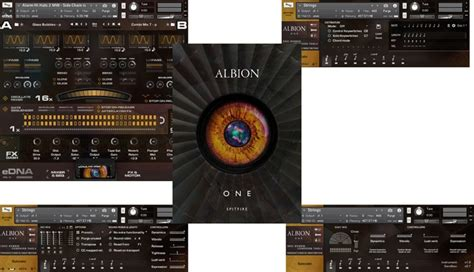 Vst Albion Iv Uist spitfire audio albion one sweetwater