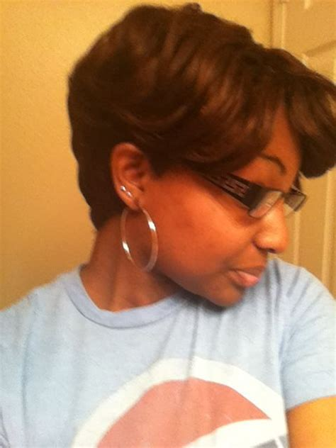 bump sew in weave styles i made this wig using bump collection it started really