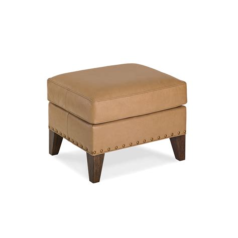 hancock and moore leather ottoman hancock and moore 6135 o dwight ottoman discount furniture