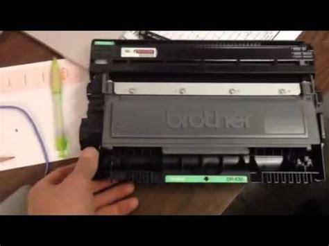 Toner Rossa how to change toner in a 2700dw mfc printer fax