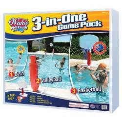 Kids Bathroom Towels - wahu pool party 3 in 1 game pack target australia
