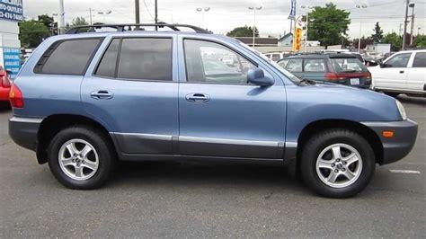 Garvey Kia Queensbury New York 2003 Hyundai Crossover 2003 Hyundai Santa Fe 91iroc