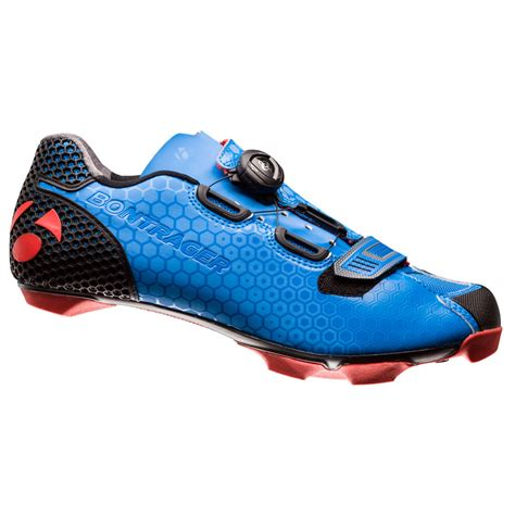 blue mountain bike shoes bontrager cambion mtb shoe blue 163 175 99 from pedal on