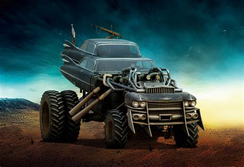 Mad Max Auto by The Vehicles Of Quot Mad Max Fury Road Quot Are Totally W