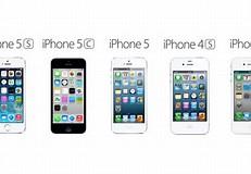 Image result for iPhone 4 vs 5S Comparison. Size: 231 x 160. Source: apple.mercenie.com
