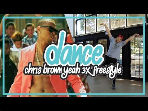 dance tutorial yeah 3x chris brown yeah 3x dance cover choreography popping