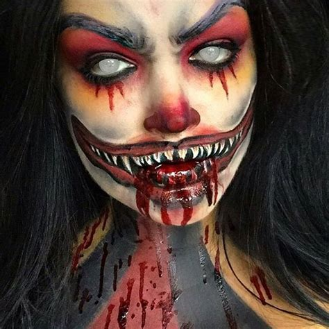 Best 25 Scary Clown Costume by 25 Best Ideas About Scary Clown Makeup On
