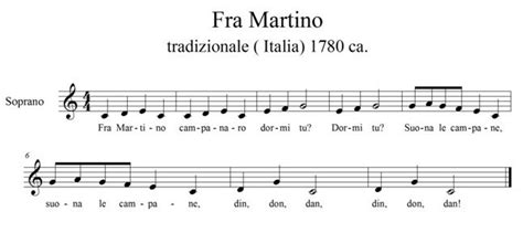 testo fra martino 141 best images about musica on elementary