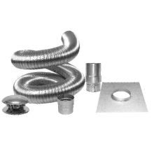 Chimney Liner Puller - 6 inch chimney liners ventingpipe
