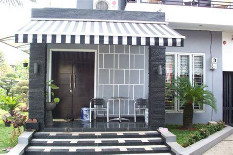 Kanopi Rumah Minimalis harga kanopi minimalis murah modern mewah