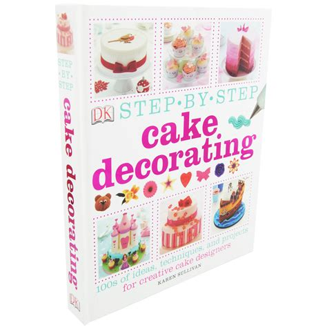 Cake Decorating Step By Step Pictures step by step cake decorating by sullivan gifts for