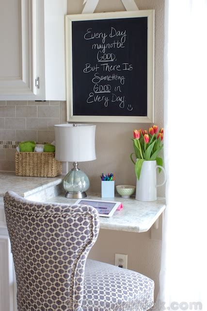 small kitchen desk ideas kitchen archives decorchick