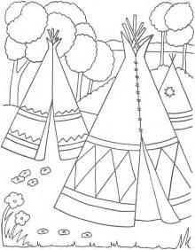 indian coloring pages indian coloring pages coloringpages1001