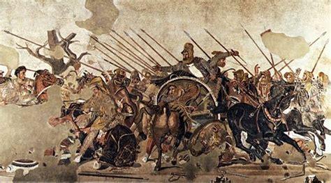 guerra tra persiani e greci alessandro magno