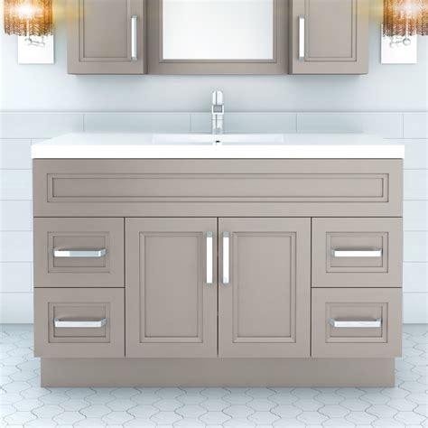 Cutler Kitchen by Cutler Kitchen Bath 48 Quot Vanity Single Bowl