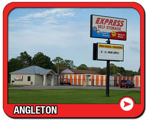 express self storage locations