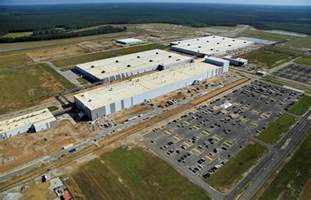 Volvo Plant Volvo Will Build Xc90 At Expanded Charleston Plant