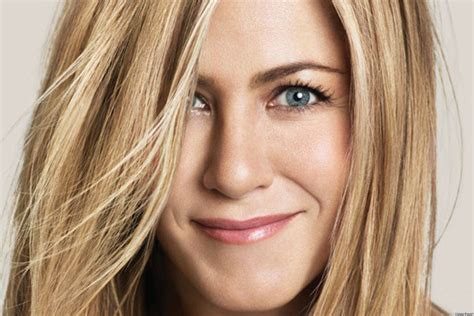 aniston pubic hair jennifer aniston s wig looked like pubic hair photos
