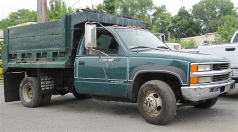 how does a cars engine work 1997 chevrolet s10 navigation system sell used 1997 chevy 3500 diesel dump body dual wheels work truck in worcester massachusetts