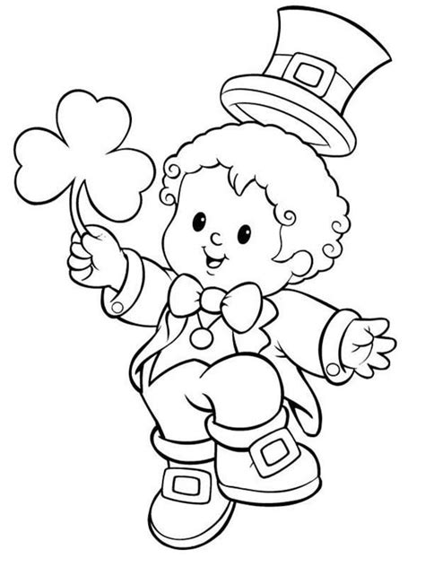 st patricks day coloring pages for free long hairstyles