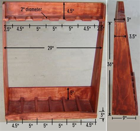 Gun Rack Designs by Gun Closet Plans Search Pinteres