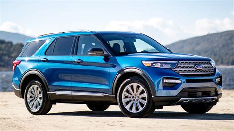 2020 ford explorer jalopnik here s exactly how much the 2020 ford explorer will jump