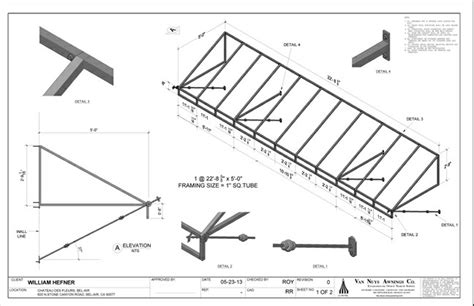 Awning Drawing by Awning Drawings Related Keywords Awning Drawings