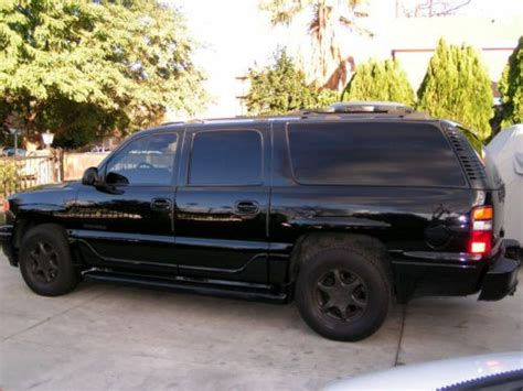 how it works cars 2002 gmc yukon xl 2500 electronic valve timing buy used 2002 gmc yukon xl 1500 denali sport utility 4 door 6 0l satellite in north hollywood