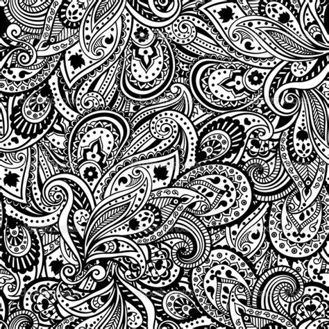pattern design google black and white paisley designs google search paisley