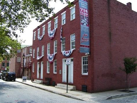 house of ruth baltimore babe ruth birthplace and museum baltimore md hours address attraction reviews