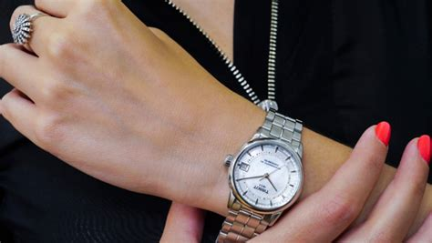 Tissot Luxury Automatic Lady Classic Watch Review   Eve's Watch
