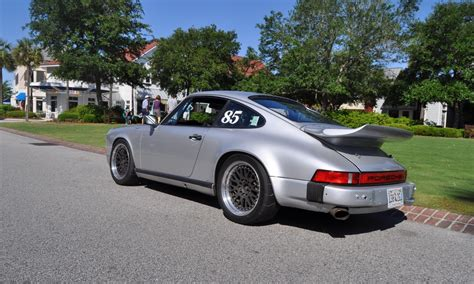 whale porsche track prepped porsche 986 911 whale tale is mighty