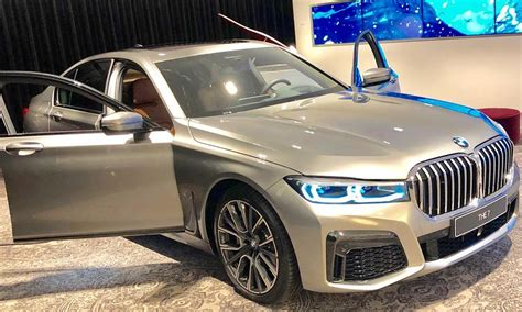 Bmw G30 Lci 2020 by 2020 Bmw G11 G12 7 Series Lci Facelift Leaked