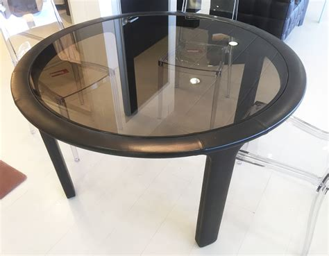tavolo frau tavolo frau scontato 68 in pelle nera tavoli a